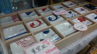 柄は、水玉や縞などモダンな柄や、富士山や千鳥など和の縁起柄が揃っています・