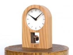 キツツキの時計
