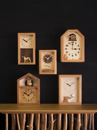 キコリの時計フェア