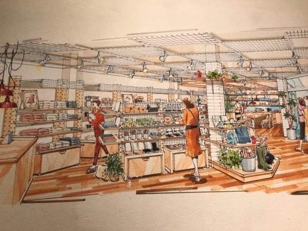 35年前の笹口のクロワッサンの店です