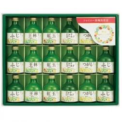 シャイニーアップルジュース 12本セット 2,000円(税別) 18本セット 3,000円(税別)