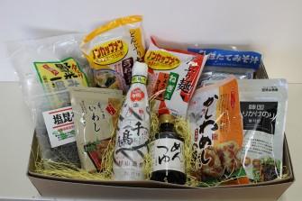夏のお食事セット 5,300円(税別)