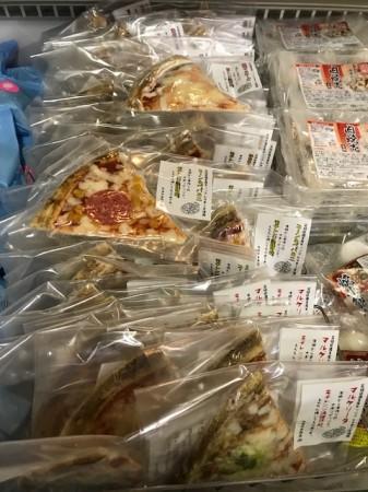 ワンピースピザは、宮城県の蔵王産のモッツアレラチーズを使用しています。 袋のままレンジでチンして下さい。価格190円税別