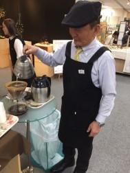 名古屋のガロンコーヒー 望月さんの出して下さるコーヒーはとても美味しいです。