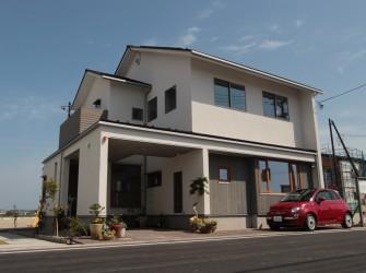 モデルハウス特別販売 ラベスト亀貝のThe House 2