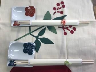 祝膳と重宝皿