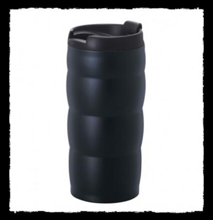 実用容量350ml・カラー:ブラック、シルバー