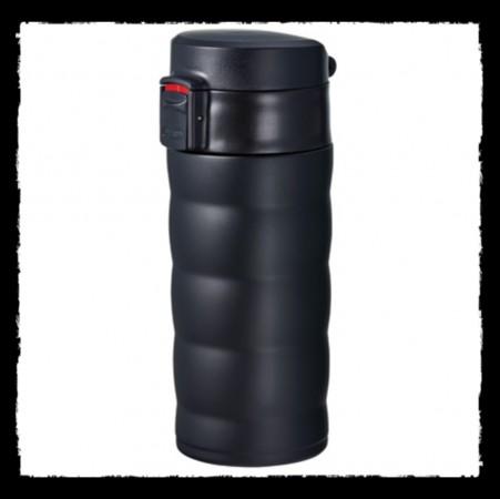 実用容量350ml ・カラー:ブラック、シルバー