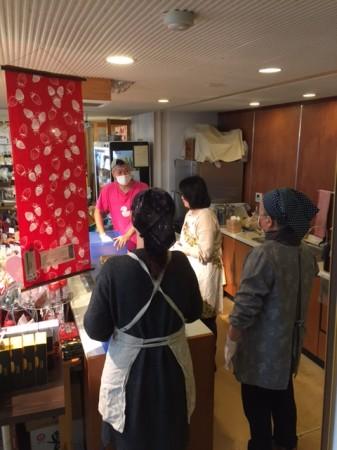 1月27日の味噌作り教室