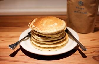 もちもち食感!人気のパンケーキミックス「マリールゥ」さん