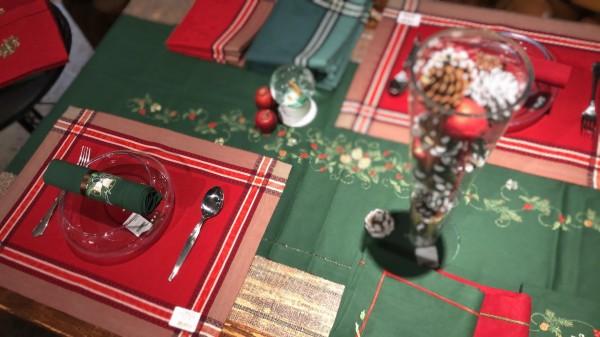 華やかなクリスマス