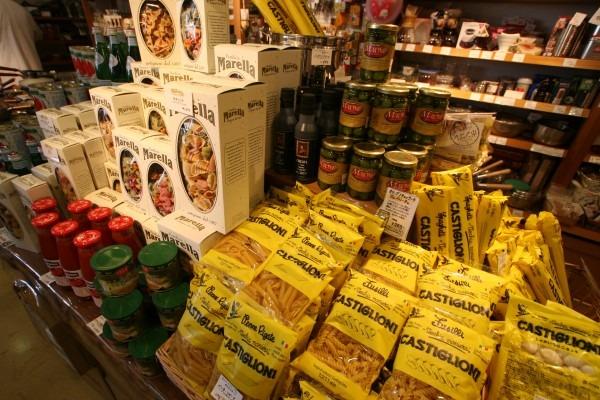 7イタリア食品